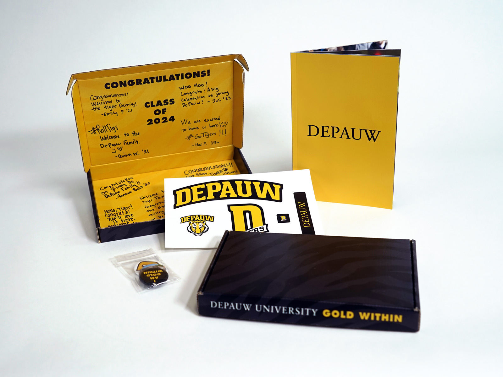 DePauw University Admit Kit