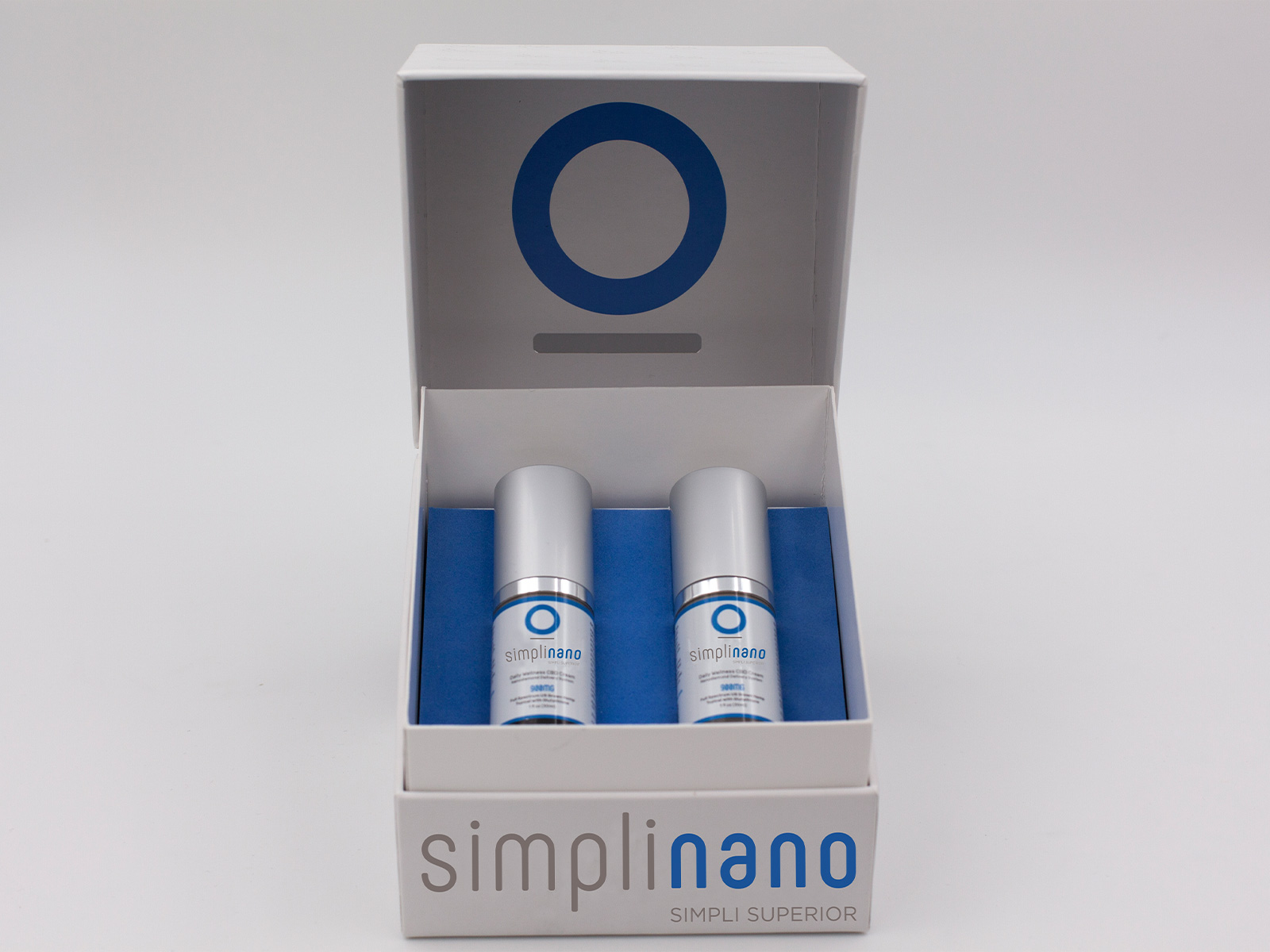 SimpliNano Top Tier Packaging w Product