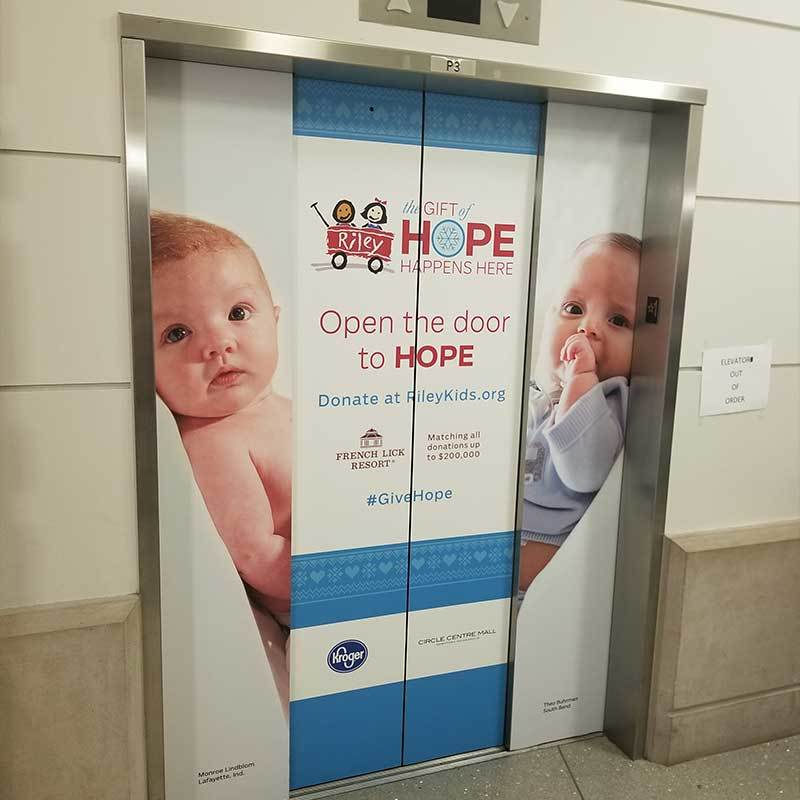 Riley elevator